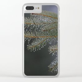 Real mountain dew Clear iPhone Case