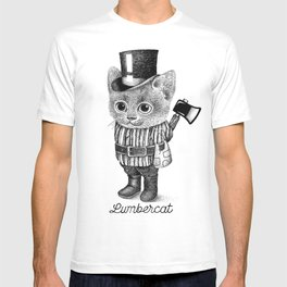 LUMBERCAT T-shirt