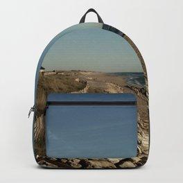 Oceanic landscape: Lacanau  3 Backpack