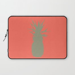 Coral Pineapple Laptop Sleeve