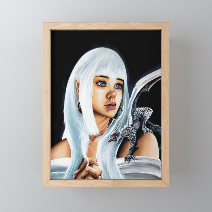 Hope Framed Mini Art Print