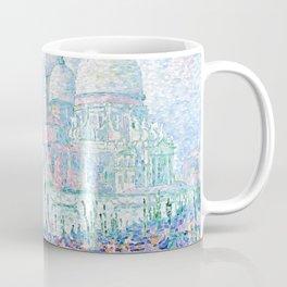 "Paul Signac ""Venise. La Salute Vert"" Coffee Mug"