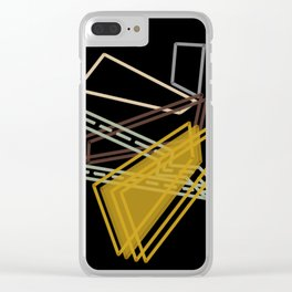 Dialogue - Olympia Clear iPhone Case