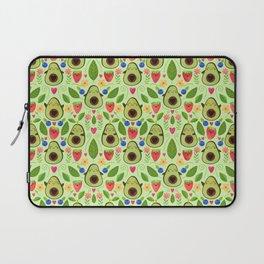 Happy Avocados Laptop Sleeve