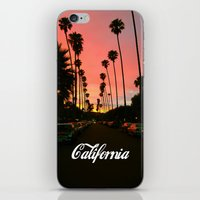 california iPhone & iPod Skins featuring California by Tumblr Fashion