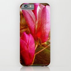 Magnolias iPhone 6s Slim Case