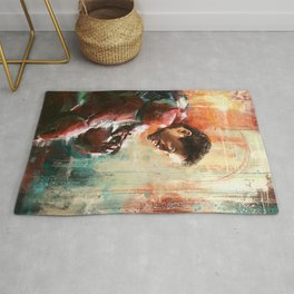 The man of Iron Rug