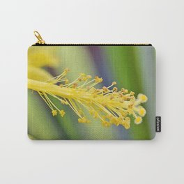 Yellow Style Carry-All Pouch