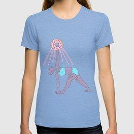 Yeast Raised: Triangle Pose T-shirt