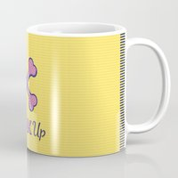 drink Mugs featuring Drink Up by erinpantz