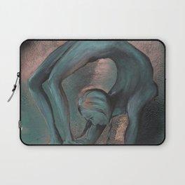 Dancer blue Laptop Sleeve