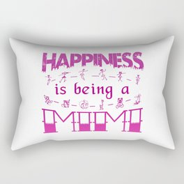 Happiness is Being a MIMI Rectangular Pillow