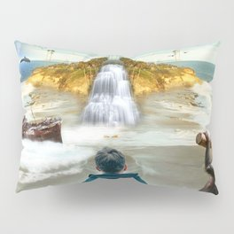 dreamer in Laguna Beach Pillow Sham