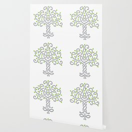 Knot tree Wallpaper