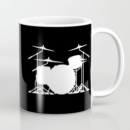Drum Set Coffee Mug