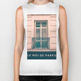 Paris, Parle moi de perfum Biker Tank