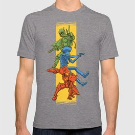 Universe Mighties Bounty Hunters T-shirt