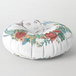Niall  Floor Pillow