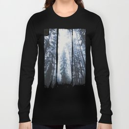 The mighty pines Long Sleeve T-shirt