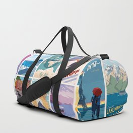 Travel the World Duffle Bag