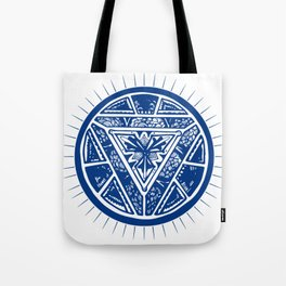Art reactor great cosplayers iron costume shirt Tote Bag