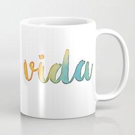 Pura Vida Tropical Vibes Coffee Mug