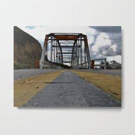 Greenspot Color Metal Print
