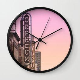 Granville II Wall Clock