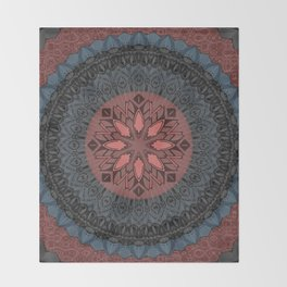 BangWa Nineteen Throw Blanket