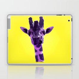 Silly Giraffe Laptop & iPad Skin
