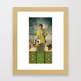 Envy (7 Deadly Sins) Framed Art Print