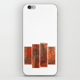 art dissent iPhone Skin