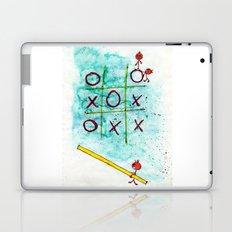 Tic Tac Toc Win Win! Laptop & iPad Skin