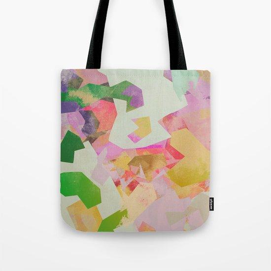 Camouflage VI Tote Bag