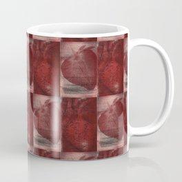 Cardio Fragaria Pattern Coffee Mug