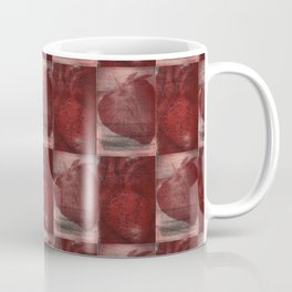 Cardio Fragaria Pattern Coffee Mug