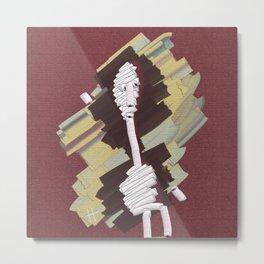 PaperMAN Metal Print