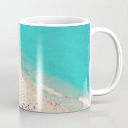 beach love III - Nazare Coffee Mug