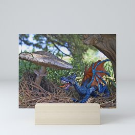 Dragon Sighting Mini Art Print