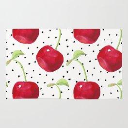 Cherry pattern II Rug
