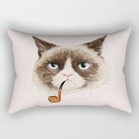 Sailor Cat VI Rectangular Pillow