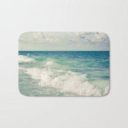 Tropical Beach Bliss Bath Mat