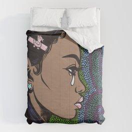 UGH Crying Girl Comforters