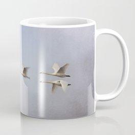 Three Up, One Down Coffee Mug