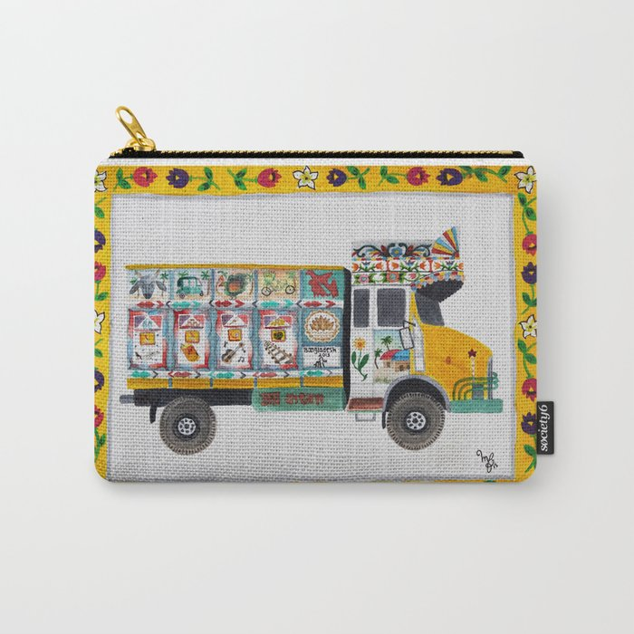 Bangla Truck  Carry-All Pouch