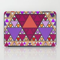 triangle iPad Cases featuring Triangle by Anne Seltmann