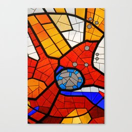 Vitral 4 Canvas Print