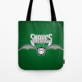 Snakes Slytherin Tote Bag