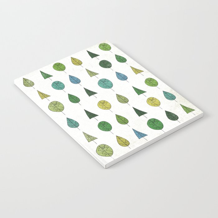 TREES MAKE A FOREST Notebook