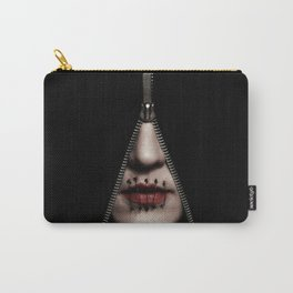 The Harsh And Unpleasant Truth Carry-All Pouch